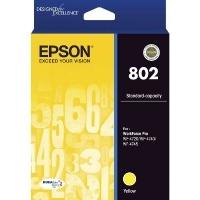 Epson Ink Cartridge 802 Yellow