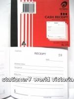 Cash Receipt Book Triplicate 100x125 100LF Olympic 615
