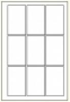 Custom Label 446 A4 BX100 9/sheet White 55x90