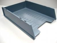 Document Tray Italplast Stackable i60 (Standard) SlateBlue