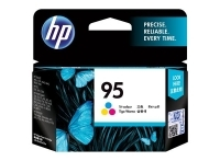 HP 95 Ink Cartridge C8766WA Color HiCapacity