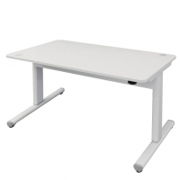 Airo Height Adjustable Desk 1500X700 White Top