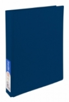 Bantex Ring Binder A4 25mm 4D 1334-01 Blue