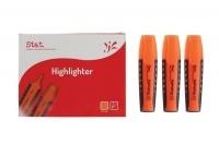 STAT Highlighter Orange BX10