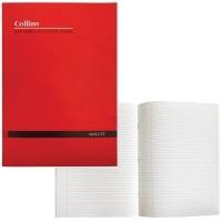 Collins A24 Account Book A4 24 leaf Minute