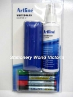 Artline Whiteboard Marker 577 Starter Kit QTTWS1000