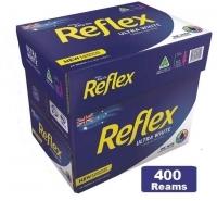 Reflex A4 Ultra White Paper 80gsm F(80bxs:400reams) 1 pallet
