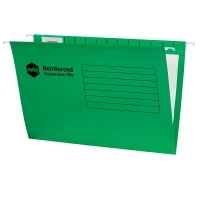 Marbig Suspension Files Incl.Tabs & Inserts BX25 Green