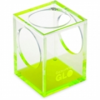 COLOURHIDE GLO PEN CUP Yellow