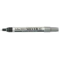 Artline 900XF Paint Marker 2.3mm Bullet Silver BX12