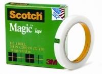 Scotch 810 Magic Tape 19mm x 66M Roll