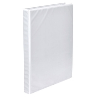 Marbig Clearview Insert Binder A4 2D 19mm (150page) White BX20
