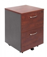 Rapid Manager Mobile Pedestal 2 File Drawers 465Wx447Dx700H