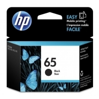 HP Ink Cartridge 65 N9K02AA Black