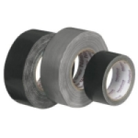 Stylus 357 Nashua Gaffer Tape 24mm x 40M Black BX48