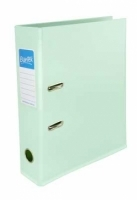 Bantex Lever Arch File PVC A4 Fashion Colours 1450-76 Cool Aqua