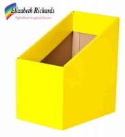 Elizabeth Richards Book Box (Pack of 5) Yellow