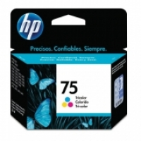 HP Ink Cartridge 75 CB337WA Colour