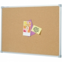 Quartet Penrite Corkboard Aluminium Frame QTNNC1209 1200x900mm