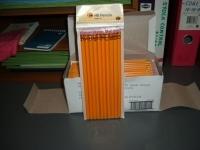 Marbig 975215 Pencil PK10 HB + Eraser Tip