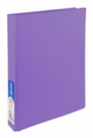 Bantex Ring Binder A4 25mm 2D 1332-21 Lilac