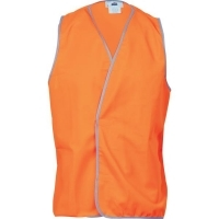 ZIONS 3801 SAFETY VEST Daytime Hivis Orange