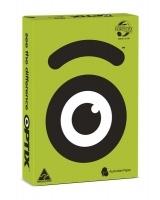 Optix Coloured Paper A4 80gsm (Ream/500sheets) Zeto Lime