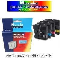 Compatible Brother Ink Cartridge LC39VP4 ValuePack 4