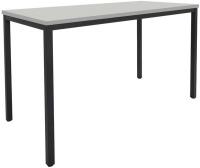 Rapidline Steel Frame Drafting Height Table 1800x900x900 Grey