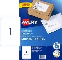 Avery Laser Label L7167 BX100 1/sheet