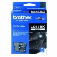 Brother Ink Cartridge LC67BK Black