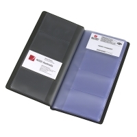 Marbig Business Card Holder 96card 4UP 8703502