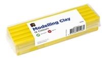 EC Modelling Clay 500gm Yellow