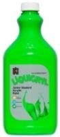 Liquicryl Junior Student Acrylic Paint 2L Fluorescent Green