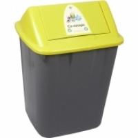 Italplast Waste Separation System Bin 32L Co-Mingle