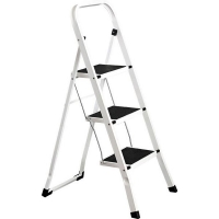 Italplast Step Ladder 3 Step White i151