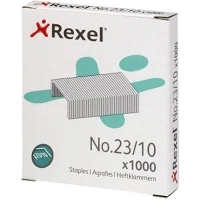 Rexel 23/10 Heavy Duty Tacker Staples 2101212 BX1000
