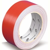 Olympic Cloth Binding Tape (Wotan) 141711 38mm x 25Mt Red