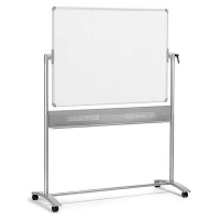 Nobo Mobile Whiteboard 1901031 Reversible 1500x1200