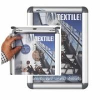 Visionchart Snap Poster Frame A0 (1250x900mm)-32mm frame