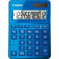 Canon Desktop Calculator LS123KM Blue
