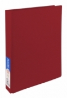 Bantex Ring Binder A4 25mm 2D 1332-59 Burgundy