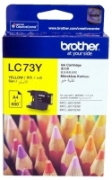 Brother Ink Cartridge LC73Y Yellow