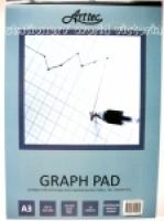 Arttec Graph Pad A3 2mm Bond 25sheet GBPA36B