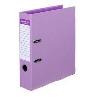ColourHide A4 PE Lever Arch Files BX6 Purple