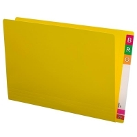 Avery Lateral File Extra Heavy Weight Fcap BX100 45413 Yellow