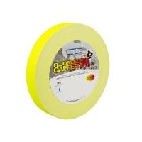 Stylus 511 Neon Gaffer Tape 24mm x 45M Yellow BX24