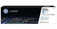 HP Toner 202X CF501X Cyan HiCapacity