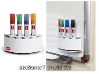 Nobo Magnetic Whiteboard Marker Pen Holder 8018500