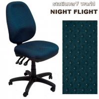 POSTUPRIGHT OFFICE CHAIR High Back PO500NF Night Flight